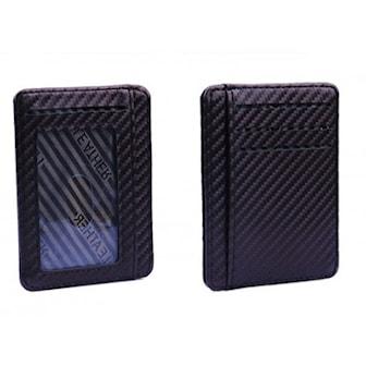 Svart, Slim RFID Wallet, RFID-korthållare, ,