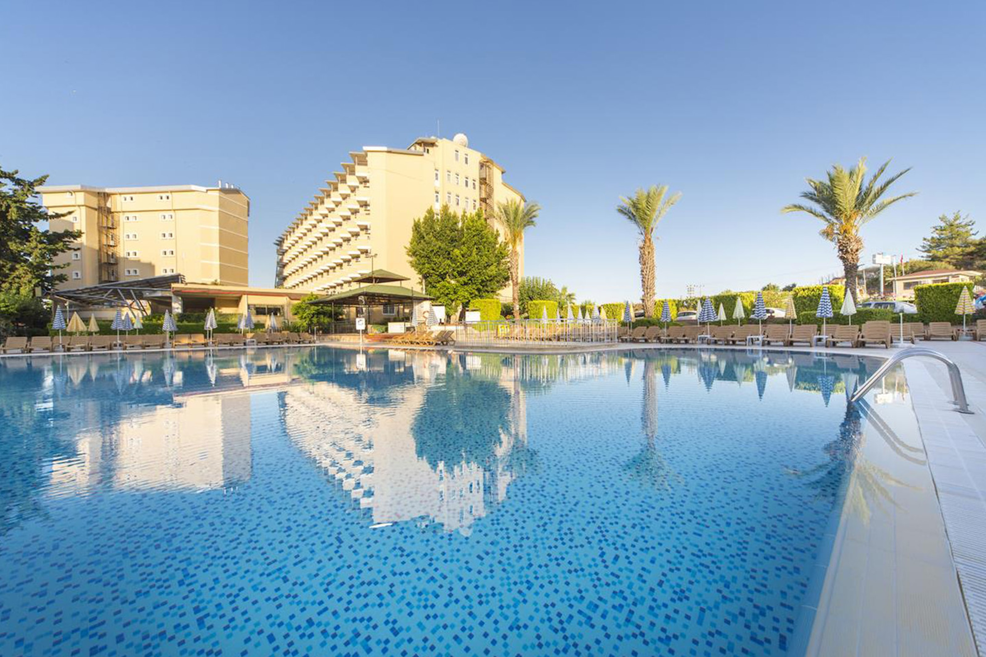 Ultra all inclusive utanför Alanya