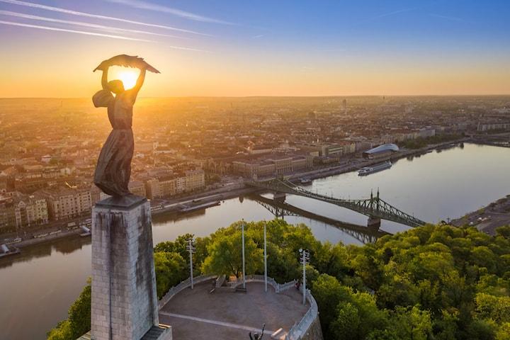 Budapest inkl. boende, spa och frukostbuffé