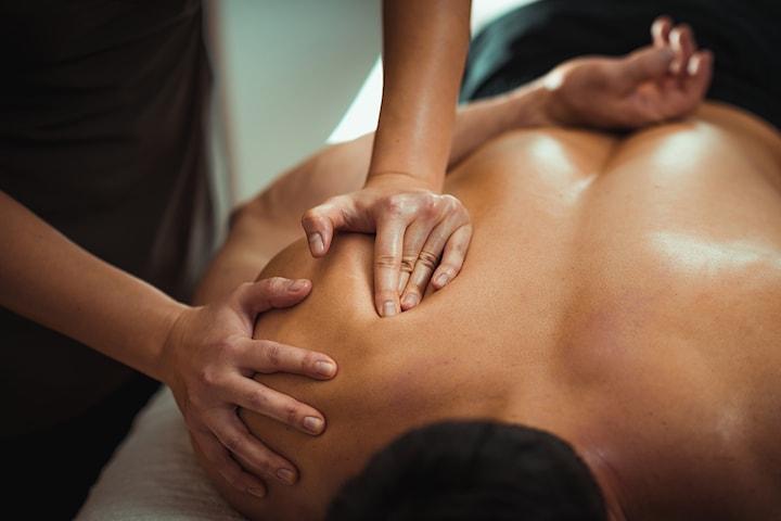 Klassisk svensk massage, 50 minuter