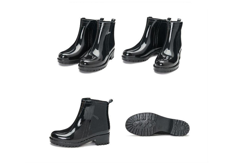 Lave gummistøvler