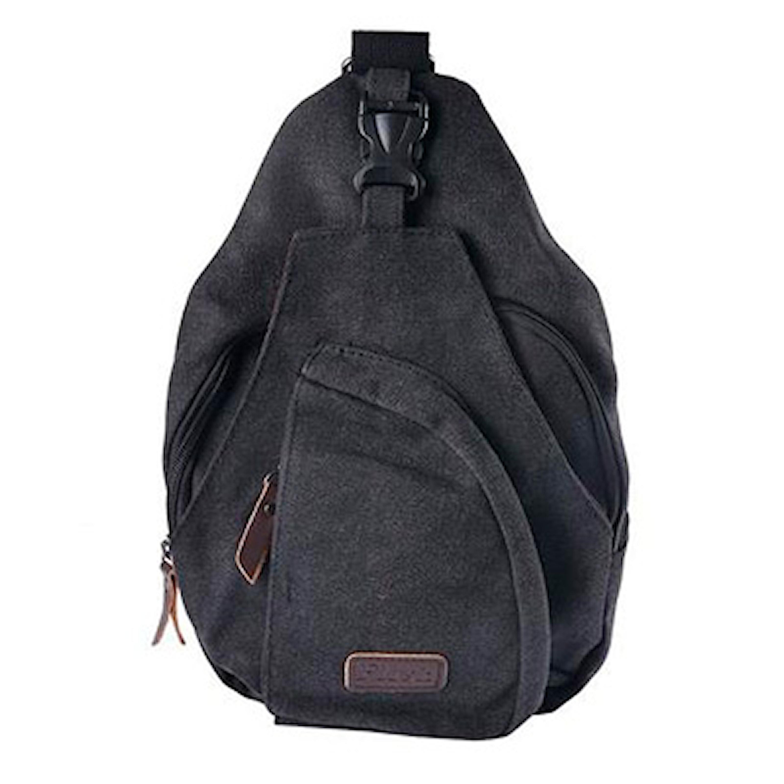 Svart, Crossbody Bag, Crossbody-väska, ,