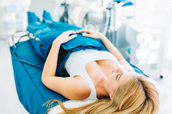 Lymfedrenasje med eller uten infrarød hos AM Esthetic Clinic! Opp til ti behandlinger