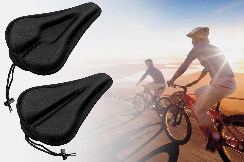 Pute til sykkelsete i silikon (1 av 10)