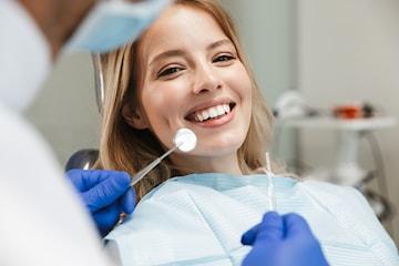 Komplett tandläkarundersökning
