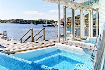Helgspa för 2 på Nösund Havshotell