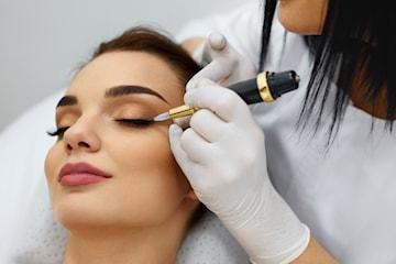 Permanent makeup hos Alma Björkman Beauty Center