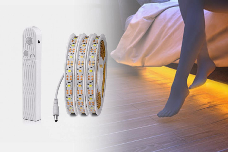 LED-belysning med rörelsesensor (1 av 9)
