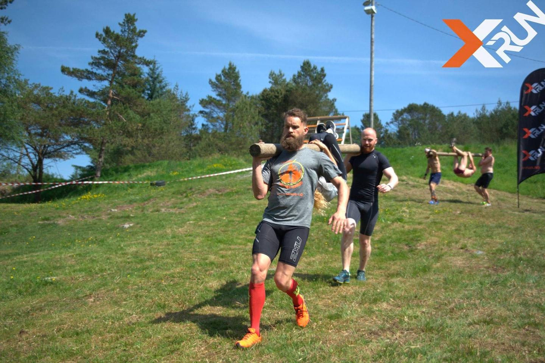 X-Run terrenghinderløp