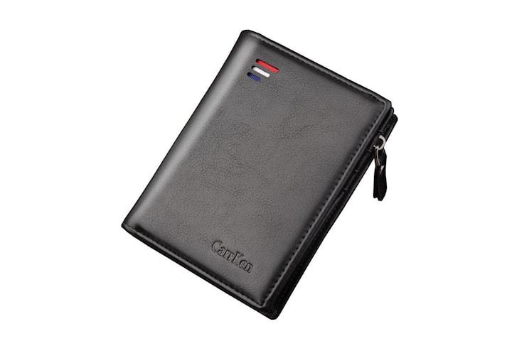 Herrplånbok med RFID-skydd från CarrKen