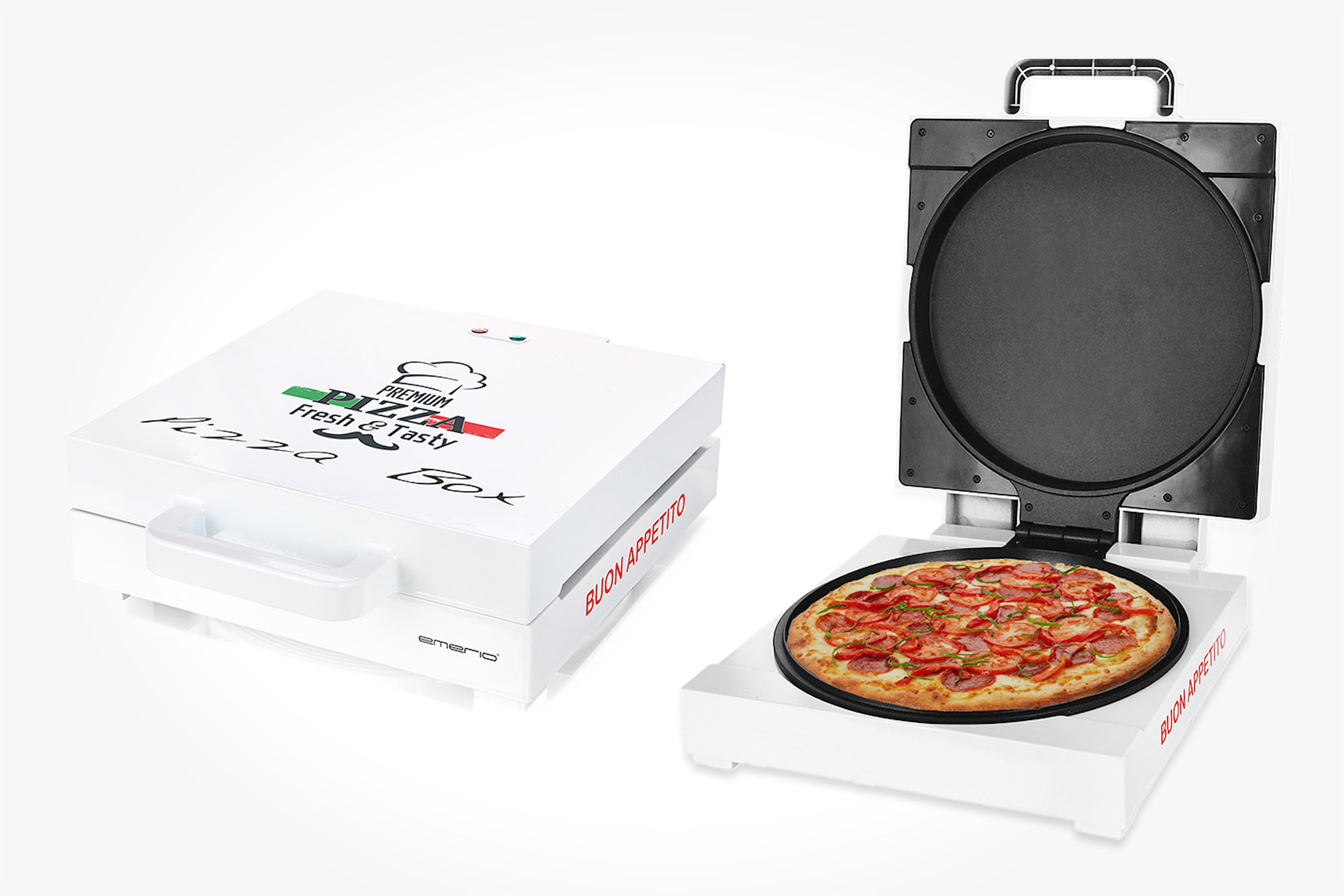 Pizzaugn från Emerio