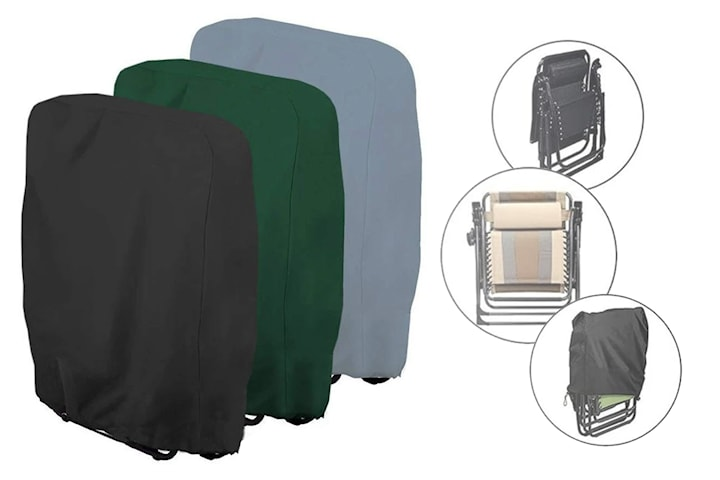 Stolsskydd för hopfällbara stolar