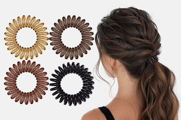 Spiral hårstrikk 16- eller 32-pack