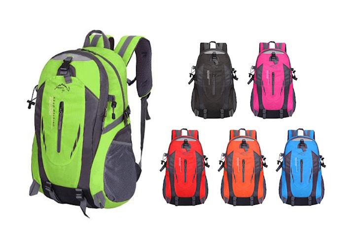 Ryggsäck för sport och resor