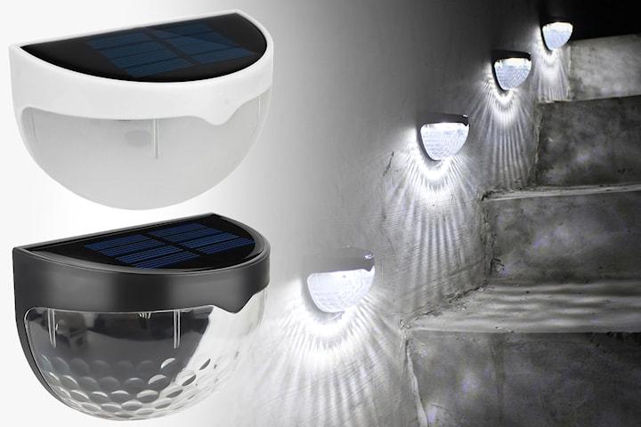 Solcellslampa 2-, 4- eller 6-pack