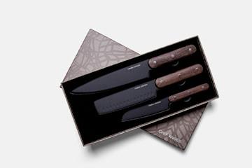 Orrefors Jernverk knivar 3-pack