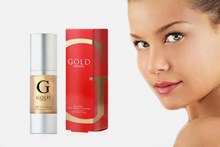Gold Serum ansiktskrem