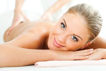 45 min  Klassisk massage med infraröd ljusbehahandling