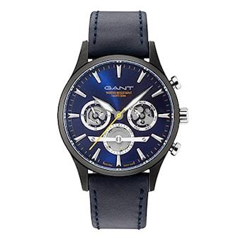 GT005015, GT005015, Urtavla (Ø): 44 mm, Armband: Läder,