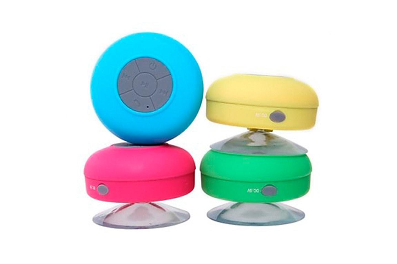 Dusjhøyttaler med Bluetooth