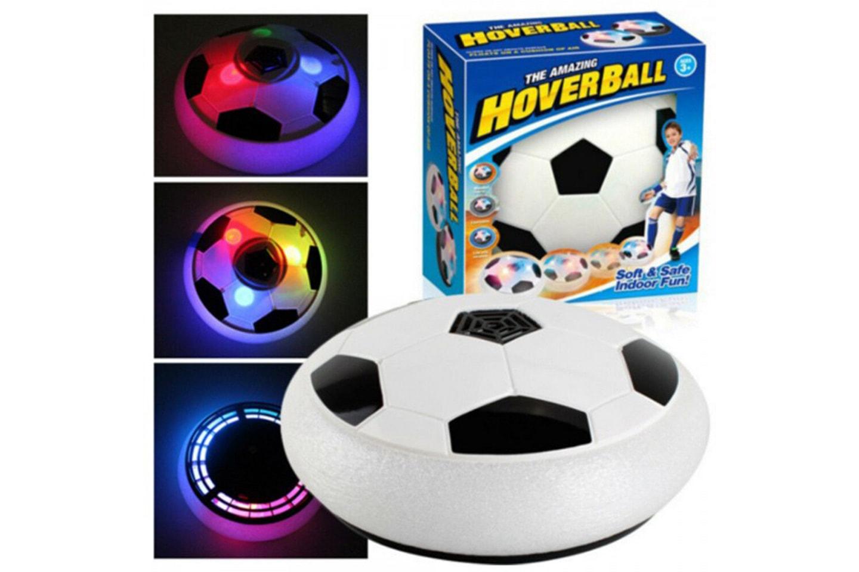 Svävande fotboll Hoverball