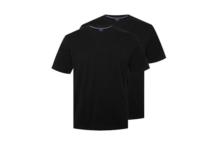 Ekologisk bomull 2-pack Basic T-shirt