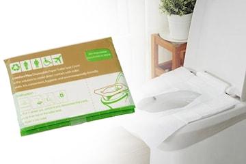 Skydd för toalettstol 40-pack