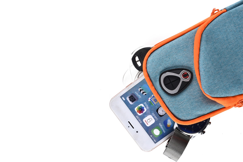 Vattentätt sportarmband för mobiltelefon