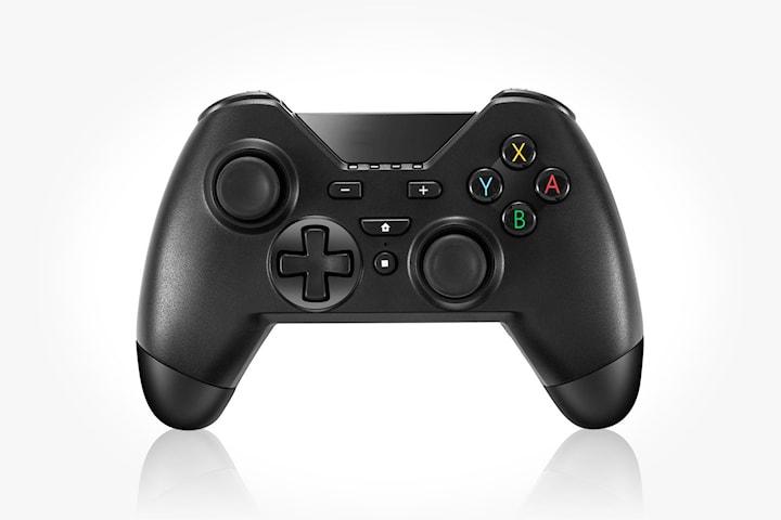 Gamepad till Nintendo Switch