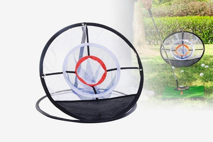 Portabelt golfnät