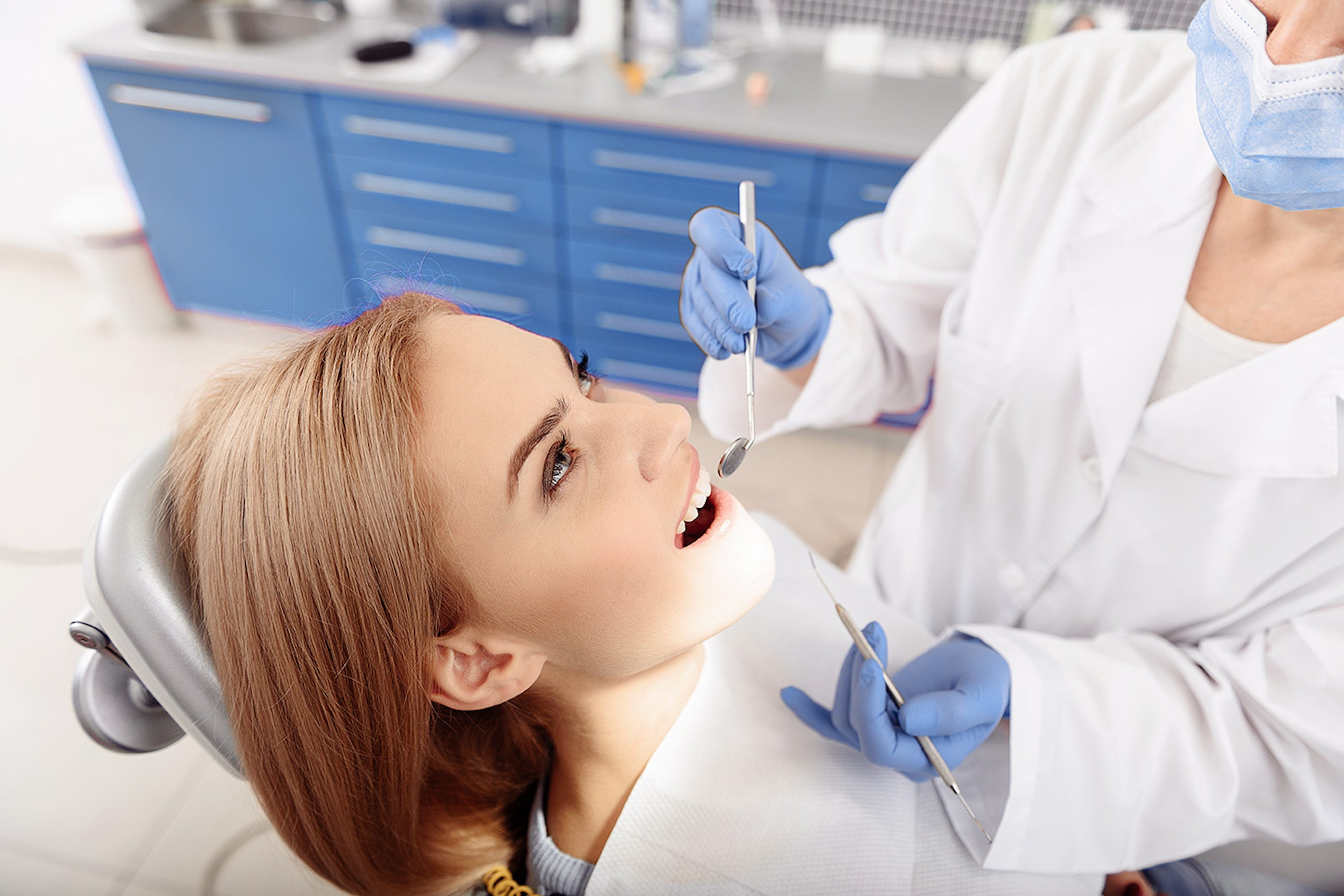 Komplett tannlegeundersøkelse med Airflow + 500 kr gavekort på tannbleking