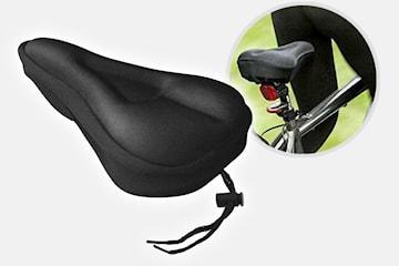 Silikoncover til sykkelsetet 2-pack