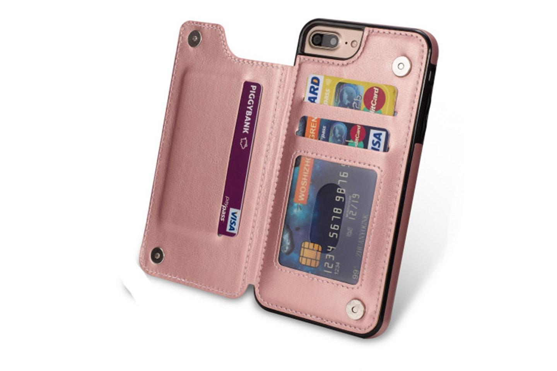 Lommeboketui for iPhone