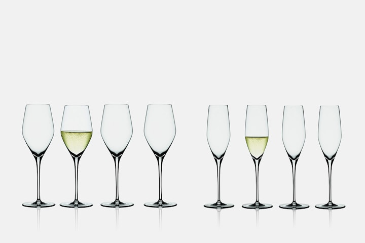 Spiegelau Authentis champagneglas 4-pack