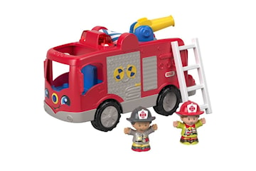 Fisher Price Little People Helping Others, Brandbil