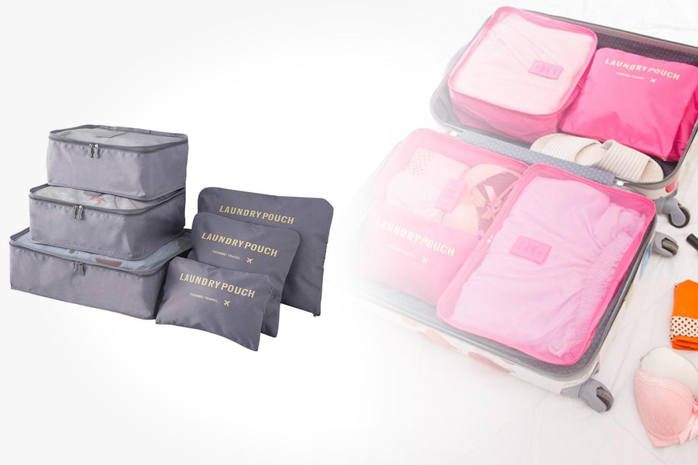 Lagringsposer til koffert 6-pack (1 av 11)