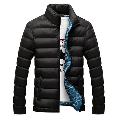 Svart, 3XL, Winter Jacket for Men, Vinterjacka för män, ,  (1 av 1)