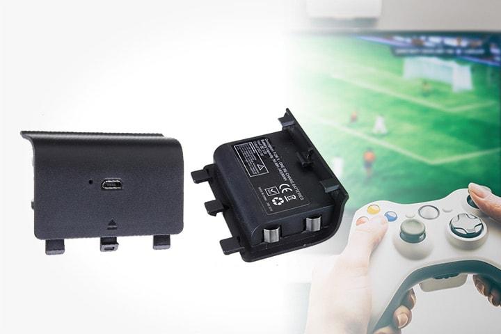 Laddningsbart batteri för Xbox One-spelkontroll