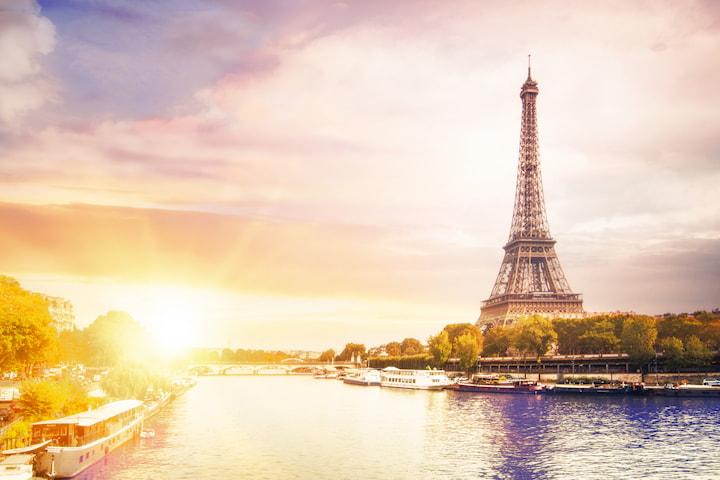 2 eller 3 nätter i Paris inkl. flyg