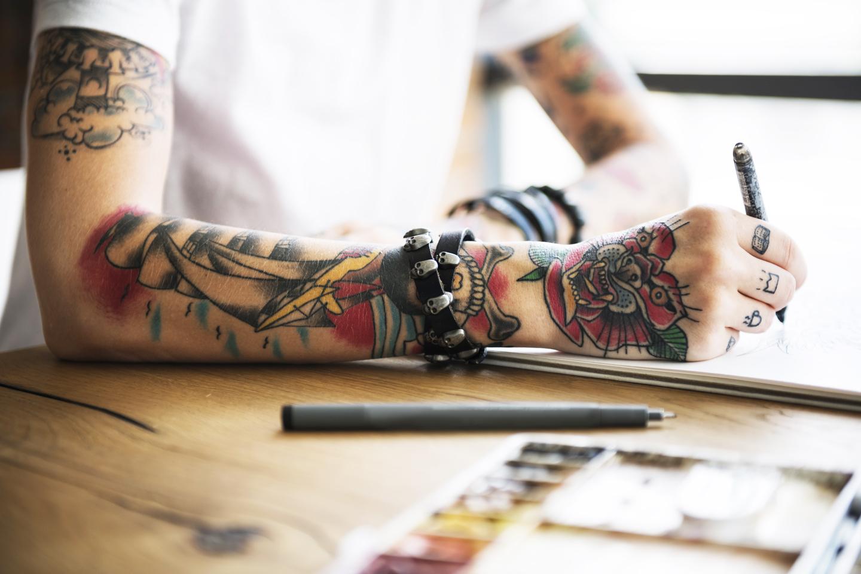 Presentkort på tatuering (1 av 1)
