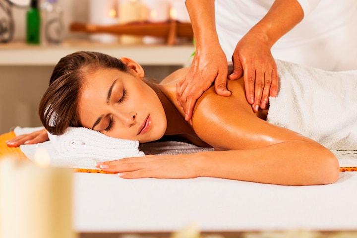 Dypgående massasje, velg mellom 30 eller 50 min