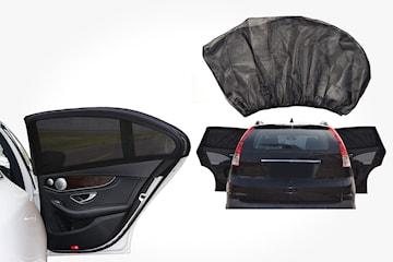 Skyddsnät för bilfönster