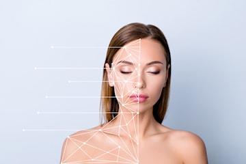 Plasma-lift för ansiktet