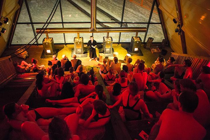 Nå kan du nyte sauna hos SALT midt i hjertet av Oslo