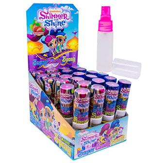 Shimmer & Shine, Candy Spray 22 ml x 24 st, , ,