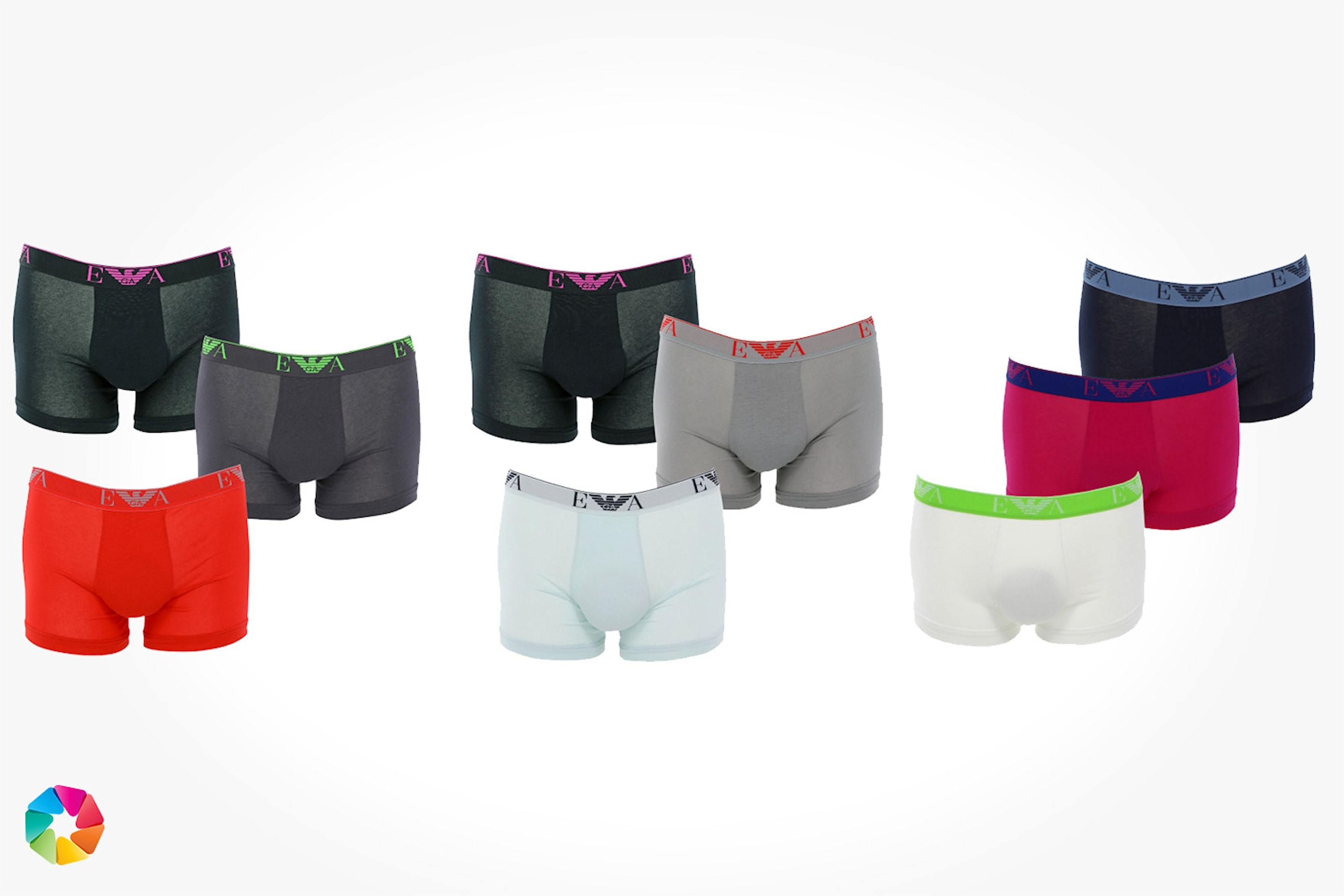 Armani boxers 3-pack