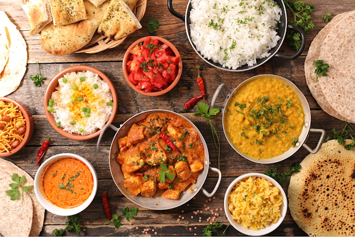 Catering, Indiskt från Shalimar Services