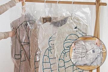 Vakuumpåse för kläder