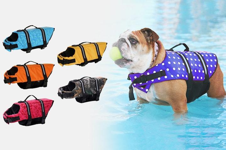 Flytväst för hund