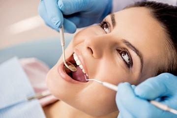 Tannundersøkelse hos Glade Smil